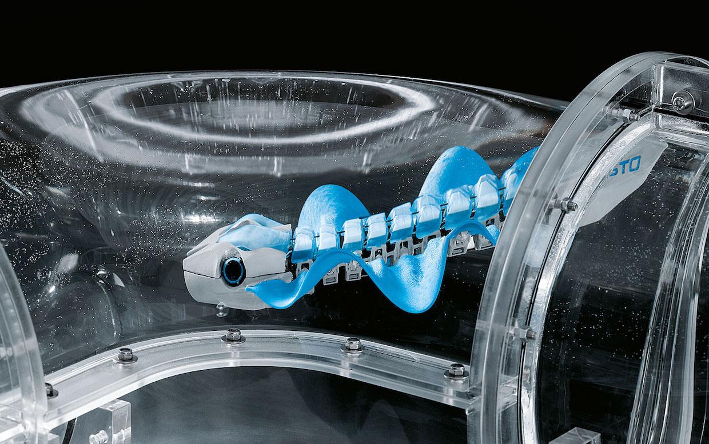 Video Friday: Kuka's Home Robot, Nao Upgrade, and Bionic Cuttlefish - MzA3NTQ5Nw