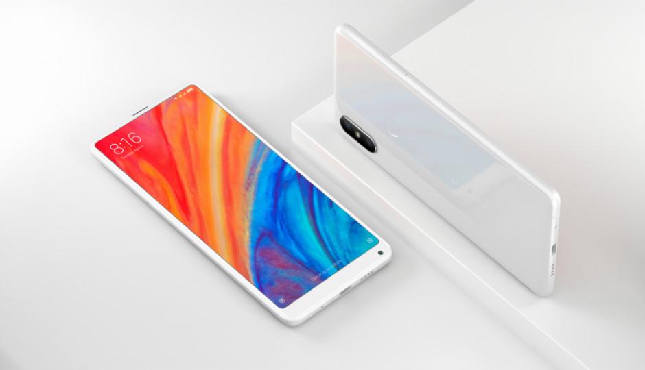 Xiaomi Mi Mix 3 with near bezel-less display spotted in the wild - ac14ca67b5f12ece82db824053aced32f7636edc