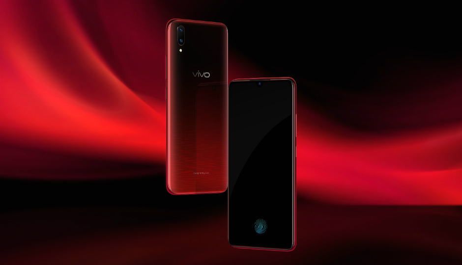 Vivo V11 Pro Supernova Red colour variant launched in India at Rs